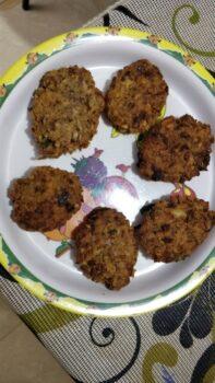 Rajma,Soya Ke Kababs - Plattershare - Recipes, Food Stories And Food Enthusiasts