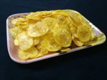 Banana Chips - Plattershare - Recipes, Food Stories And Food Enthusiasts