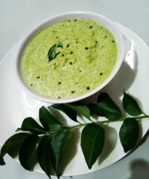 Coconut Chutney - Plattershare - Recipes, Food Stories And Food Enthusiasts