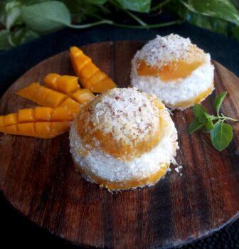 Mango Puttu - Plattershare - Recipes, Food Stories And Food Enthusiasts