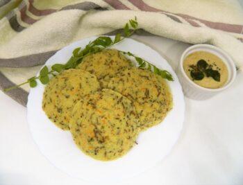 Bi-Millets Vermicelli &Amp; Semolina(Rava) Idli - Plattershare - Recipes, Food Stories And Food Enthusiasts