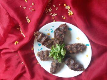 Ragi Kara Kozhukattai - Plattershare - Recipes, Food Stories And Food Enthusiasts