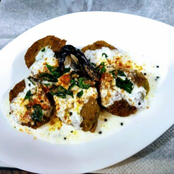 Jackfruit'S Dahi Bada - Plattershare - Recipes, Food Stories And Food Enthusiasts