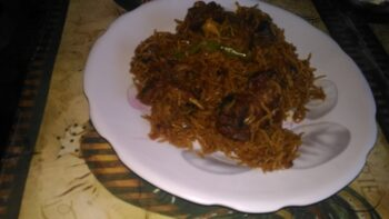Hyderabadi Mutton Tahri - Plattershare - Recipes, Food Stories And Food Enthusiasts