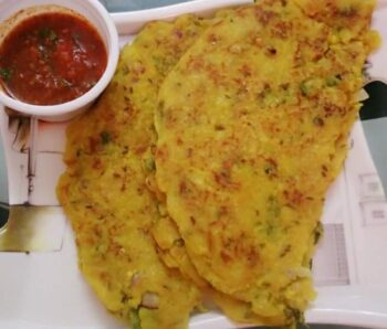 5 Grain Instant Dosa - Plattershare - Recipes, Food Stories And Food Enthusiasts
