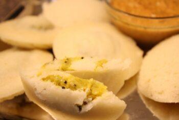 Instant Stuffed Idli - Plattershare - Recipes, Food Stories And Food Enthusiasts