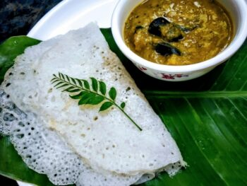Instant Dosa - Plattershare - Recipes, Food Stories And Food Enthusiasts