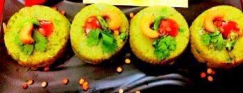 Hara Bhara Upma - Plattershare - Recipes, Food Stories And Food Enthusiasts