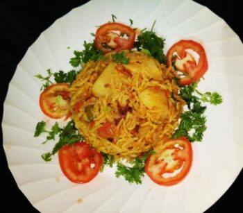 Tomato Rice - Thakali Bath - Plattershare - Recipes, Food Stories And Food Enthusiasts