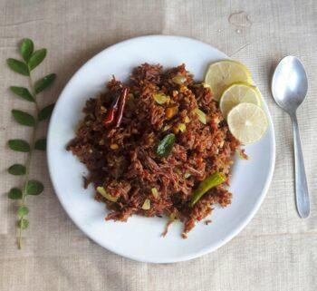 Ragi Savoury Sevai - Plattershare - Recipes, Food Stories And Food Enthusiasts