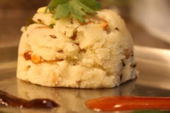 Shahi Upma | Rava Upma - Plattershare - Recipes, Food Stories And Food Enthusiasts