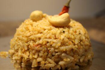 Sesame Rice | Ellu Sadam | Til Rice - Plattershare - Recipes, Food Stories And Food Enthusiasts