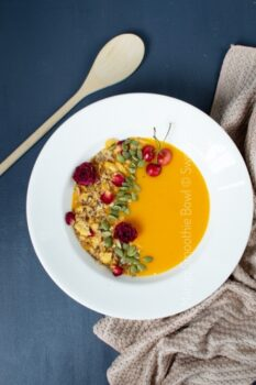 Mango Smoothie Bowl (Vegan Recipe) - Plattershare - Recipes, Food Stories And Food Enthusiasts