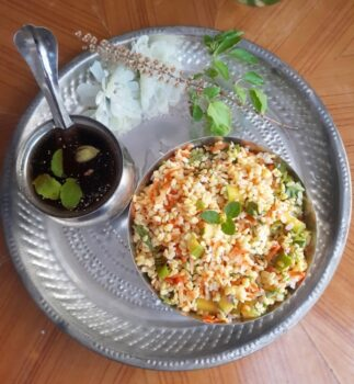 Vada Pappu And Panakam - Plattershare - Recipes, Food Stories And Food Enthusiasts