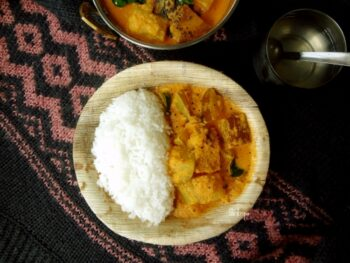 Mangalore Cucumber Curry: - Plattershare - Recipes, Food Stories And Food Enthusiasts