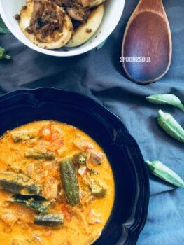 Vendakka Mappas - Plattershare - Recipes, Food Stories And Food Enthusiasts