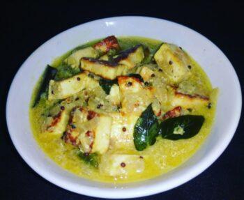 Malabar Paneer - Plattershare - Recipes, Food Stories And Food Enthusiasts