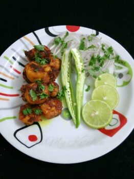 Iral Varuval / Prawn Fry - Plattershare - Recipes, Food Stories And Food Enthusiasts