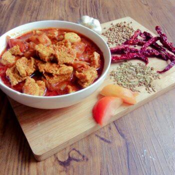 Karaikudi Egg Cutlet Gravy - Plattershare - Recipes, Food Stories And Food Enthusiasts