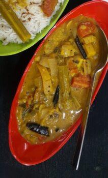 Karnataka Style Sambhar - Plattershare - Recipes, Food Stories And Food Enthusiasts