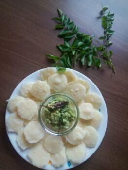 Falahari Idli - Plattershare - Recipes, Food Stories And Food Enthusiasts
