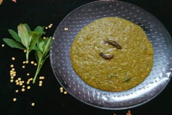 Keerai Kootu / Greens With Thor Dal - Plattershare - Recipes, Food Stories And Food Enthusiasts