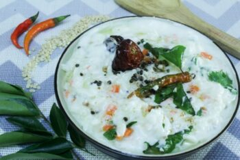 South Indian Curd Rice - Plattershare - Recipes, Food Stories And Food Enthusiasts