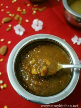 Paruppu Payasam - Plattershare - Recipes, Food Stories And Food Enthusiasts