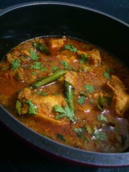 Karaikudi Chicken Curry - Plattershare - Recipes, Food Stories And Food Enthusiasts