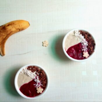Beetroot Banana Smoothie - Plattershare - Recipes, Food Stories And Food Enthusiasts