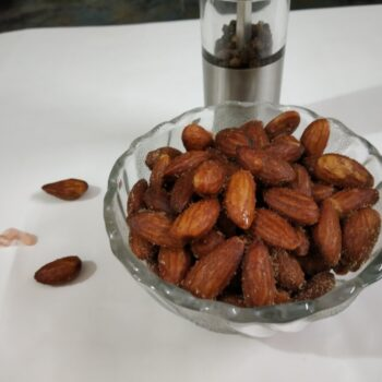 Salted Almond - Plattershare - Recipes, Food Stories And Food Enthusiasts