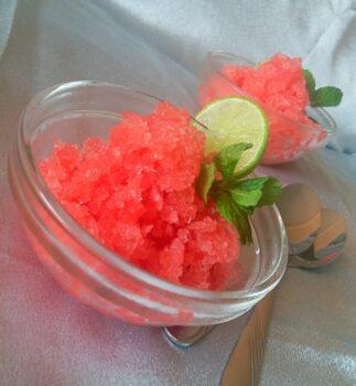 Watermelon Granita - Plattershare - Recipes, Food Stories And Food Enthusiasts