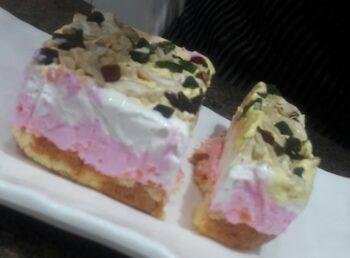 Cassata Ice Cream - Plattershare - Recipes, Food Stories And Food Enthusiasts
