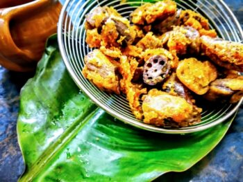 Cryspy Lotus Root - Plattershare - Recipes, Food Stories And Food Enthusiasts