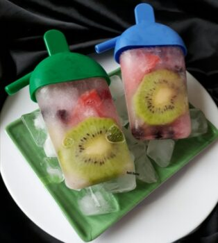 Fresh Fruit Popsicles - Plattershare - Recipes, Food Stories And Food Enthusiasts