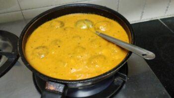 Malai Kofta - Plattershare - Recipes, Food Stories And Food Enthusiasts