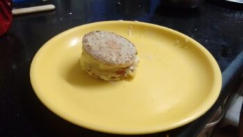 Fried Ice Cream Sandwich - Plattershare - Recipes, Food Stories And Food Enthusiasts