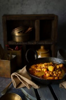 Mixed Beans And Peas Stew (Vegan) - Plattershare - Recipes, Food Stories And Food Enthusiasts