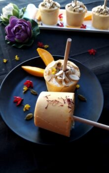 Instant Mango Malai Kulfi |No Fire| Only 4 Ingredients Recipe - Plattershare - Recipes, Food Stories And Food Enthusiasts