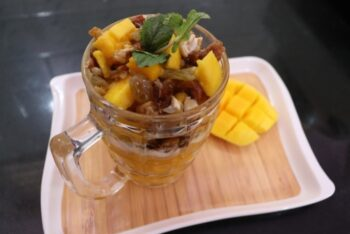 Mango Treat - Plattershare - Recipes, Food Stories And Food Enthusiasts