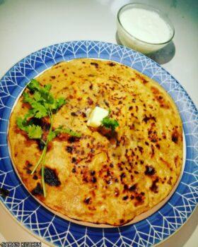 Aloo Ka Paratha - Plattershare - Recipes, Food Stories And Food Enthusiasts