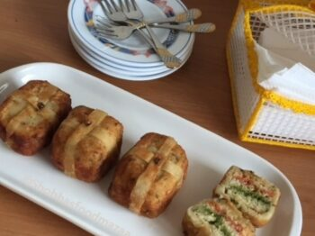 Potato Parcels - Plattershare - Recipes, Food Stories And Food Enthusiasts