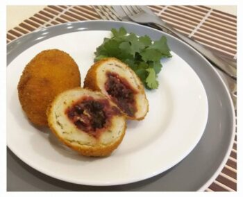 Beetroot &Amp; Potato Cutlets - Plattershare - Recipes, Food Stories And Food Enthusiasts