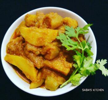 Aloo Potol Rasa - Plattershare - Recipes, Food Stories And Food Enthusiasts
