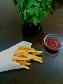 French Fries - Plattershare - Recipes, Food Stories And Food Enthusiasts