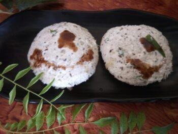 Aloo Ki Instant Spicy Idli - Plattershare - Recipes, Food Stories And Food Enthusiasts