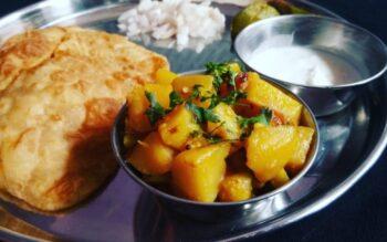 Aloo Ki Bhaji - Aloo Ki Sabzi - Plattershare - Recipes, Food Stories And Food Enthusiasts