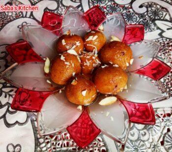 Aloo Ke Gulabjamun - Plattershare - Recipes, Food Stories And Food Enthusiasts