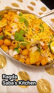 Ragda Aloo - Plattershare - Recipes, Food Stories And Food Enthusiasts