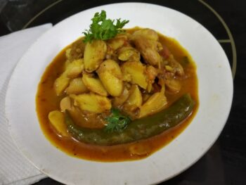 Jackfruit Seeds Curry - Plattershare - Recipes, Food Stories And Food Enthusiasts